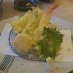 40646307 - 海鮮天ぷら盛り合わせ