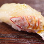 鮨いち伍 - 真鯛