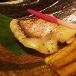 源都 - 甘鯛の西京焼き