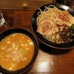 龍神 - ・「ごまつけ麺(\750)」