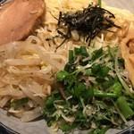 和風楽麺 四代目 ひのでや - 和風つけ麺 780円