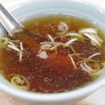 弥生亭 - 中華スープ