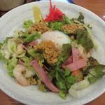 追風丸 - 夏麺