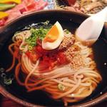 アリラン - 別府冷麺。