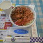 スカイ カフェ ケバブ - ケバブ丼ビーフ   ¥700→¥500