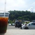 カウベリー - ドリンク写真:アイスコーヒー