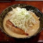 40652998 - ガッツらーめん・正油(700円)