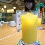 カフェ テーブルテラス - オレンジジュース(セットドリンク)