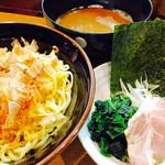 横浜家系らーめん英 - つけ麺‼︎