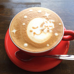 cafe anello - カプチーノ