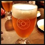 ダイニングバー グルニエキッチン - ビール