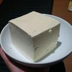 わたなべ豆腐 - 料理写真:田舎豆腐
