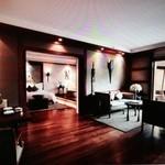 The Sukhothai - 内観写真:客室は広い。