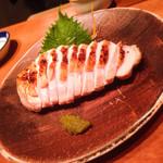 森川 - 「鶏のたたき」