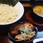 40663296 - 大人のベジポタ漬け麺 950円