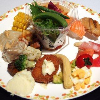 カフェレストラン セリーナ ホテル日航大阪