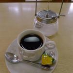 40664485 - 和定食付属のコーヒー