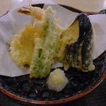 40664487 - 和定食の天ぷら