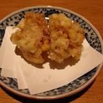 正音 - トウモロコシの天ぷら
