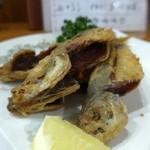 魚魚魚 - 小あじ唐揚げ