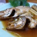 魚魚魚 - めばる煮付け