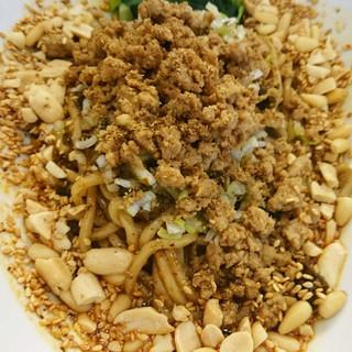 雲林坊 - 料理写真:汁なし坦々