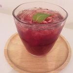 R cafe - 自家製サングリア