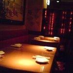 中国名菜 陳麻婆豆腐 - 適度に暗くムーディです。