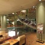 安芸グランドホテル - ホテルロビー