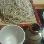 かんざき - 料理写真:大盛り蕎麦