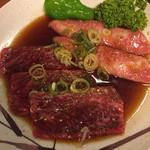 40671791 - 焼肉定食A 2400円                       上ロース、上カルビ
