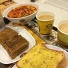 Old Town White Coffee - 料理写真: