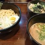 麺屋 吉佐 - 濃厚つけ麺