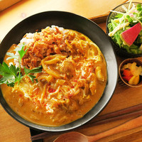 ユナイテッドカフェ - 南インドのマンガロールチキンカレー