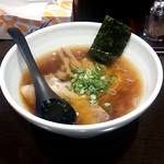 40676560 - 醤油らぁ麺(700円)