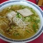 中国料理 鳥竜 - 塩ラーメン