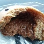 40678859 - 熊のチョコクリームパン150円