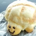 40678880 - 亀のメロンパン130円
