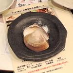 秋葉原漁港 快海 - 焼き蛤