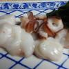アユカ - 料理写真:生タコ刺身450円