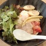 一望 - ジャージャーサラダ 和え麺