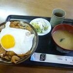 40682887 - 目玉チャップ丼 2015.8月