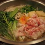 CHICKEN RICE TOKYO - 肉骨茶鍋