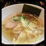 40685997 - 塩ワンタン麺