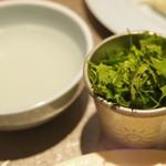 ガイトーンShinbashi - スープとパクチー