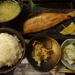 40689165 - 本日の焼魚定食:900円
