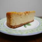 さらさ焼菓子工房 - キャラメルチーズケーキ
