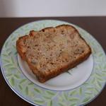 さらさ焼菓子工房 - バナナのパウンドケーキ