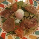 キリコ・ディ・ナポリ - キリコのよくばりスパゲッティ