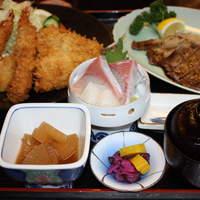 たんぱく大国 - 漁師の晩飯